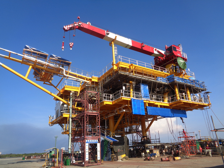 Bundled Phases 2, EPCI Of Wellhead Platforms, Associated Pipelines, Brownfield Modifications and Tie-ins.